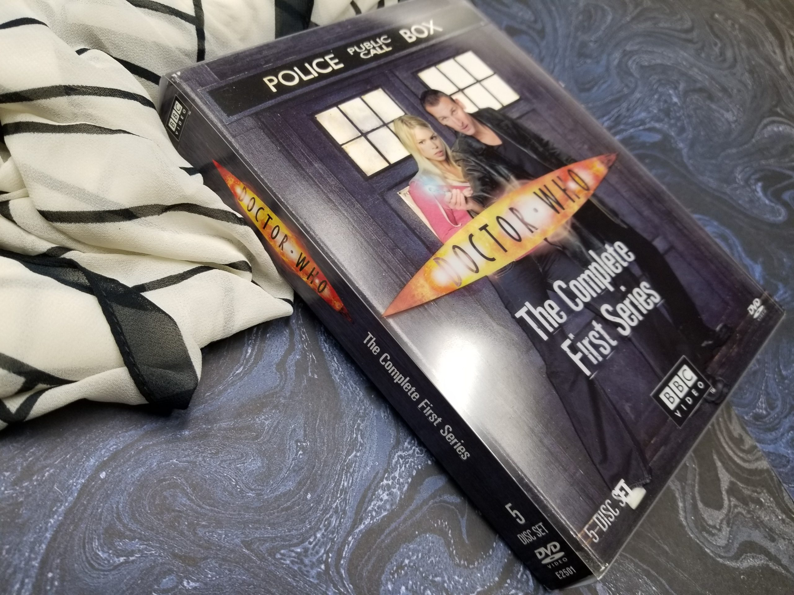 Doctor Who - The Complete First Series on DVD